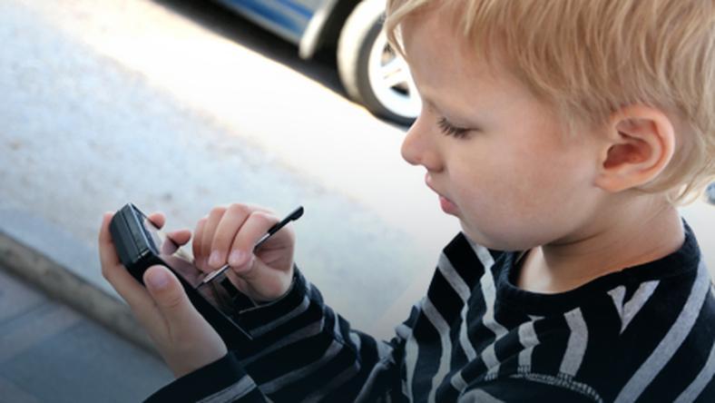 Nadajniki GPS w przedszkolach