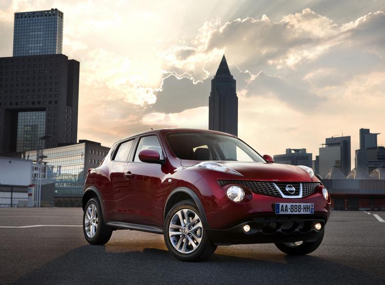 Nissan chwali się wynikami sprzedaży