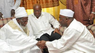 Pray for wisdom for me and my ministers – Nana Addo to Muslims