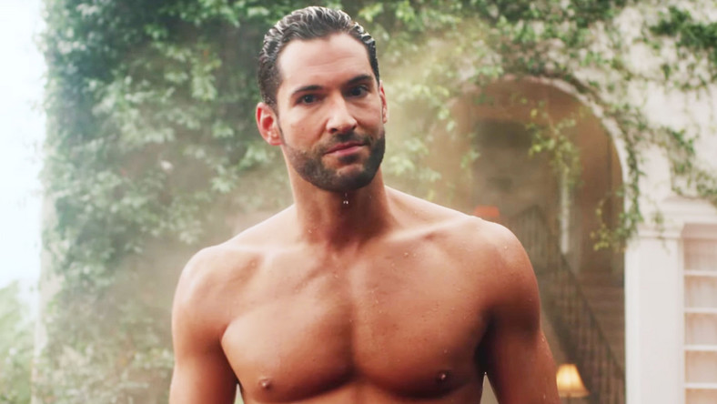 Tom Ellis Got Ripped With This Devilish Workout