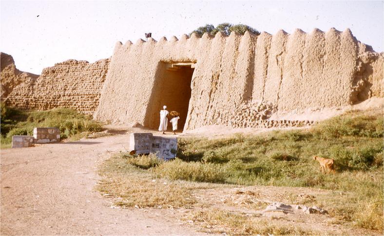 kano city walls