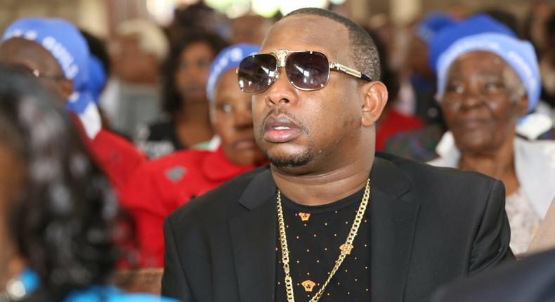Nairobi Governor Mike Sonko