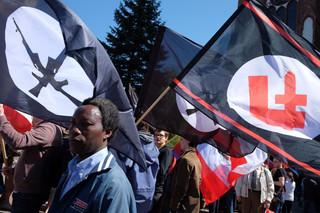 Winnicki na Marszu Narodowców: Nie chcemy uczestniczyć w katastrofie, która dzieje się w multilateralnej Europie zachodniej
