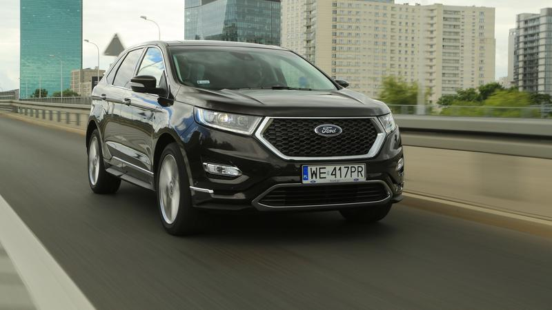 Ford Edge Vignale 2.0 TDCi Twin-Turbo