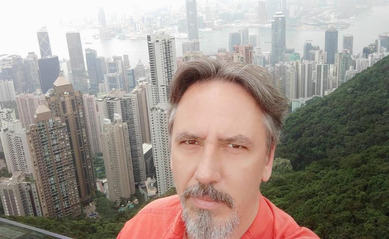 Xiaomi Mi Mix 2s - selfie