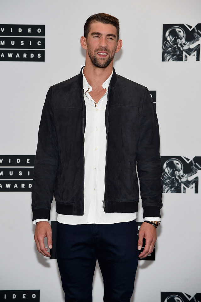 MTV Video Music Awards 2016: Michael Phelps