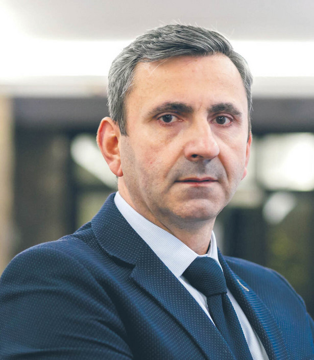 Grzegorz Kozłowski, dyrektor departamentu ceł w Ministerstwie Finansów