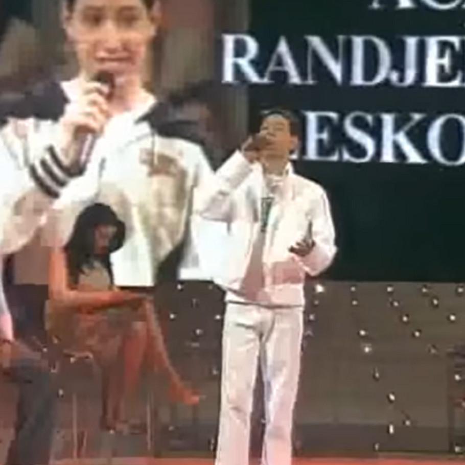 """Aca Ranđelović u """"Zvezdama Granda"""""""