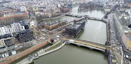Jak idą prace na Mostach Pomorskich?