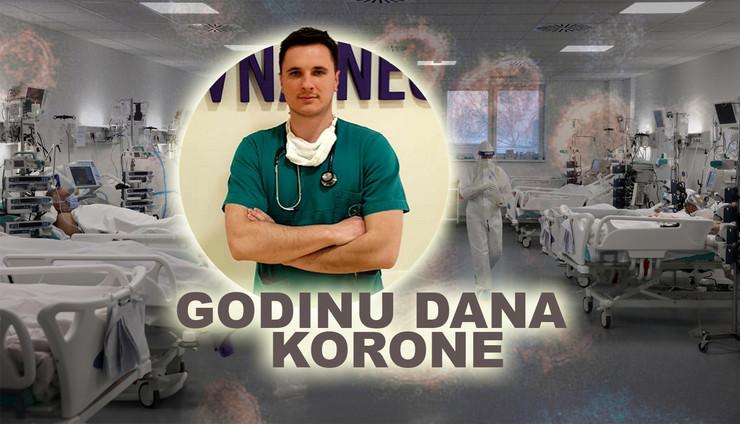 GODINU DANA KORONE Aleksandar Nikolic  foto RAS Djordje KOjadinovic Privatna rhiva