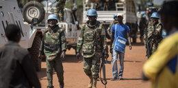 Wybuch miny zabił trzech żołnierzy z sił ONZ