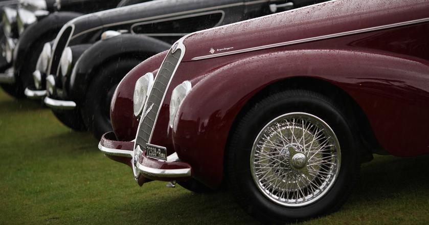 Samochody to największa część polskiego rynku dóbr luksusowym i premium