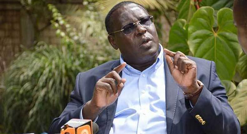 James Nyoro to be sworn in as governor