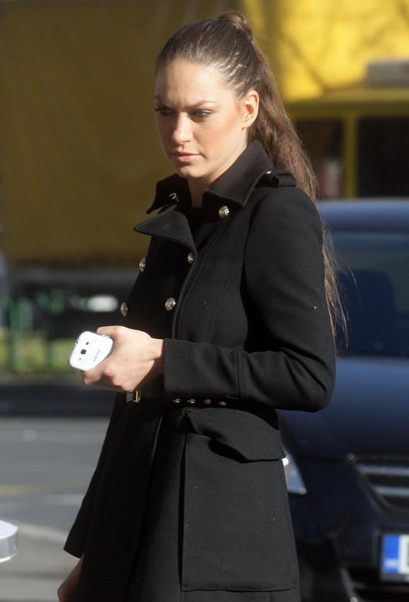 Sara Trajanović, Rozitina ćerka