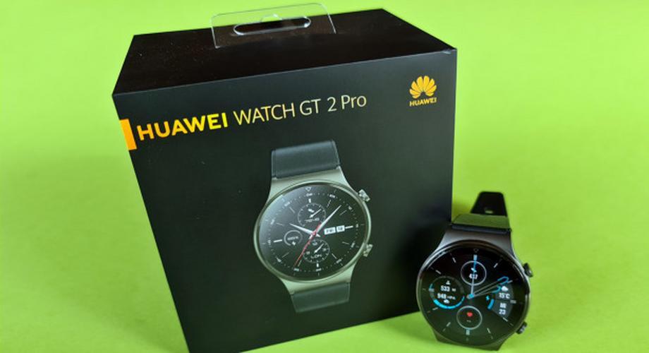 Huawei Watch GT 2 Pro im Test: Smartwatch mit Langlauf-Akku