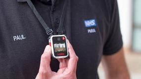 Osobiste kamery dla personelu szpitali psychiatrycznych