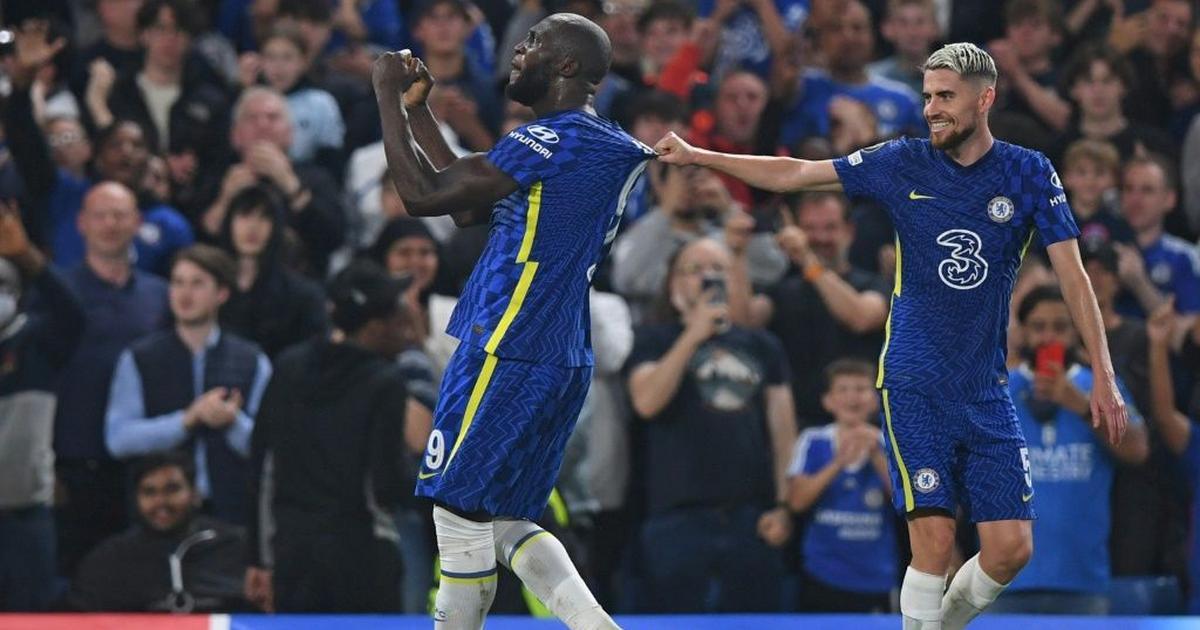 Man Utd dealt shock Champions League loss as Lukaku boosts Chelsea