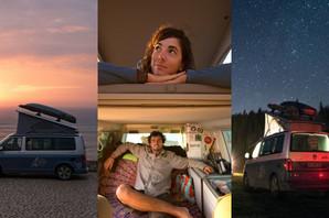 Pola godine živeli su u kombiju, putovali Evropom i shvatili JEDNU BITNU STVAR