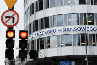 Mucha o sprawie KNF: Nadzór finansowy funkcjonuje sprawnie