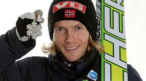 Bjoern Einar Romoeren po euforii w Vikersund... stracił prawo jazdy