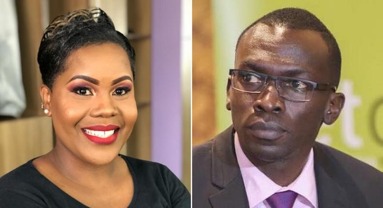 NTV journalist Jane Ngoiri and Citizen TV's Trevor Ombija awarded HSC titles