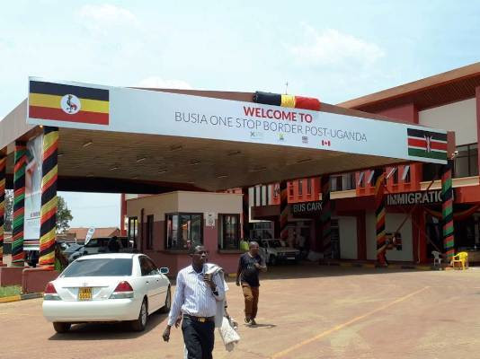 The Busia One Stop One Border Post