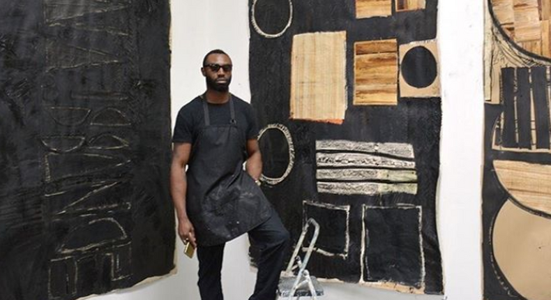 Meet Irvin Pascal, a professional boxer-turned visual artist whose work now fetches millions [Credit: Niki Cryan Instagram]