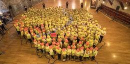 Uczniowie z Wieliczki pobili rekord Guinnessa