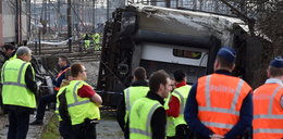 Katastrofa kolejowa w Belgii. Jedna ofiara śmiertelna, wielu rannych