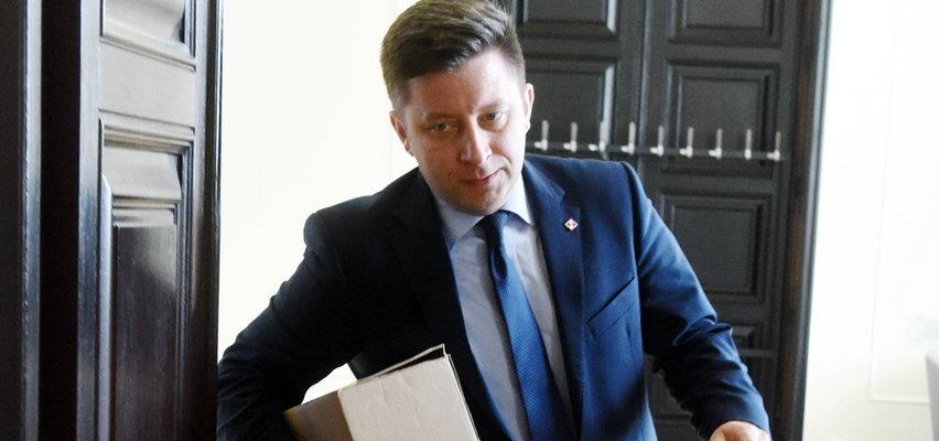 Dworczyk pozostaje w rządzie. Sejmowa komisja po stronie ministra
