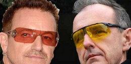 Tak się nosi Klich. Jak Bono!