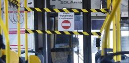 Warszawa. Kierująca autobusem źle się poczuła. Test wykazał koronawirusa