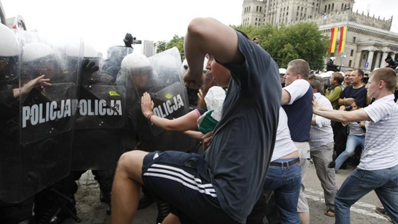 Policjanci pod KDT działali zgodnie z prawem