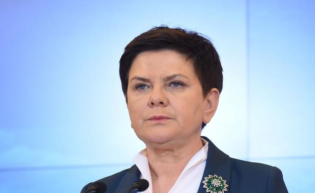 Beata Szydło stwierdziła, że Polska powinna stanąć na czele państw formułujących i promujących nowy traktat