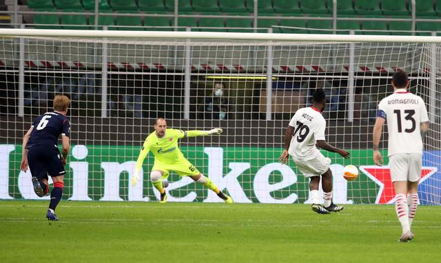FK Milan, FK Crvena zvezda