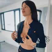 Provokativni bikini kao da je konac! Žena reprezentativca Srbije pokazala telo nakon drugog porođaja i OSTAVILA BEZ DAHA /FOTO/
