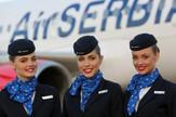 Er Srbija, Stjuardese