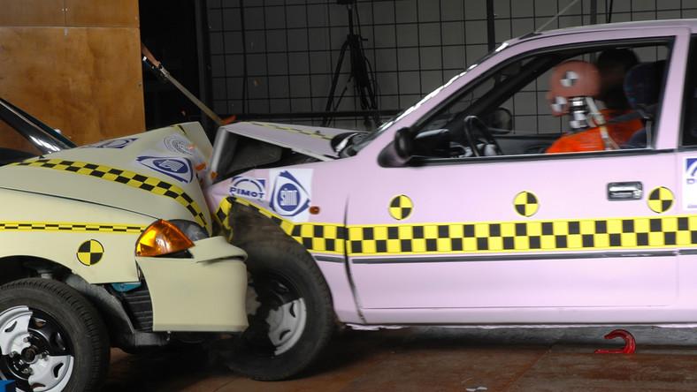Tak śmierć jeździ autem, czyli tragedia w ułamku sekundy