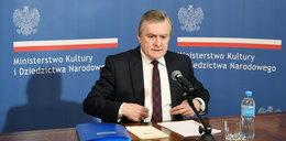 """Opozycja nie chce Glińskiego. """"To minister, który nienawidzi kultury"""""""