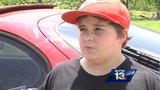 11-latek obronił dom i postrzelił włamywacza