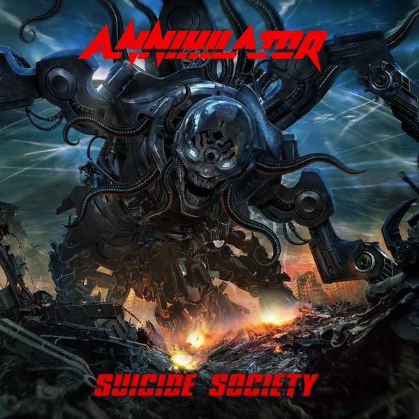 "Annihilator – ""Suicide Society"""