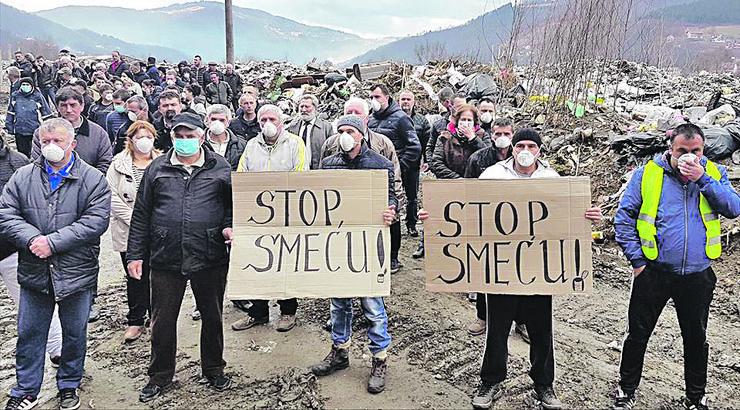 Deponija rezervat Uvac foto vladimir lojanica (1)