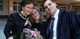Zobacz brzuszek córki Kopacz. Ślub już za rok!