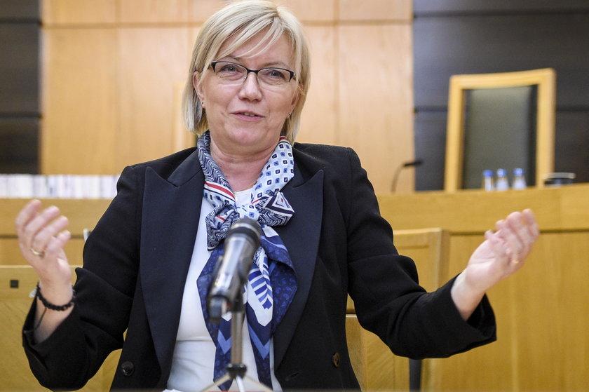 Czy Julia Przyłębska zrezygnuje ze stanowiska?