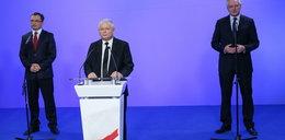 Kaczyński spotkał się Ziobro i Gowinem
