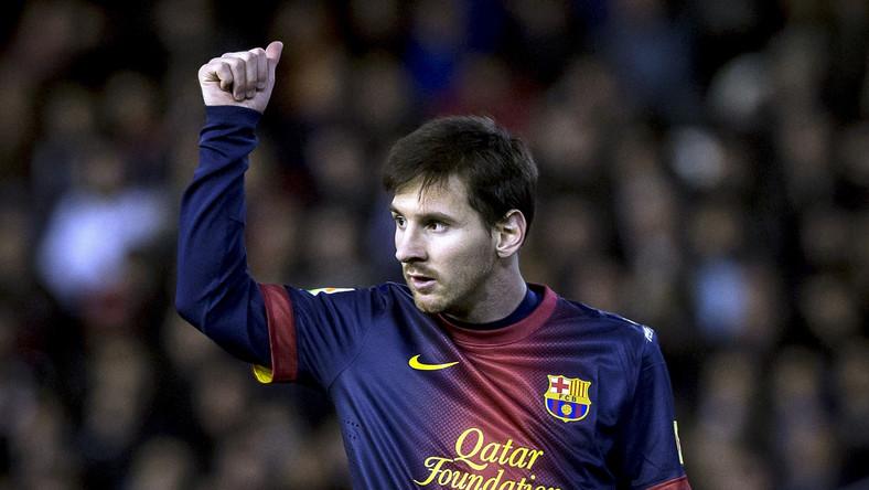 Leo Messi - ból głowy drużyny z Mediolanu