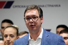 Aleksandar Vučić, Tanjug, S. Radovanović