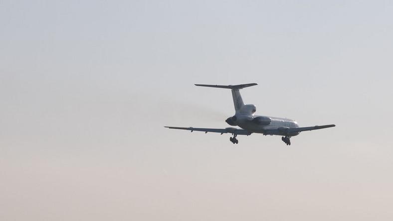 Polska chce wiedzieć, czy stwierdzone w rosyjskich Tu-154 usterki mogą ujawnić się również w rządowej maszynie