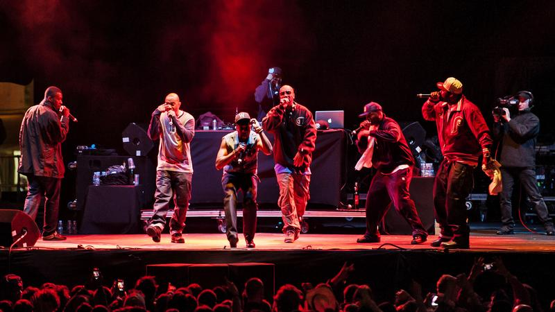 Primavera Sound 2013: dzień trzeci - Wu-Tang Clan (fot. Eric Pamies)