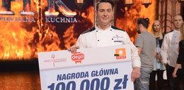 """Co zwycięzca """"Hell's Kitchen"""" zrobi z wygraną?"""